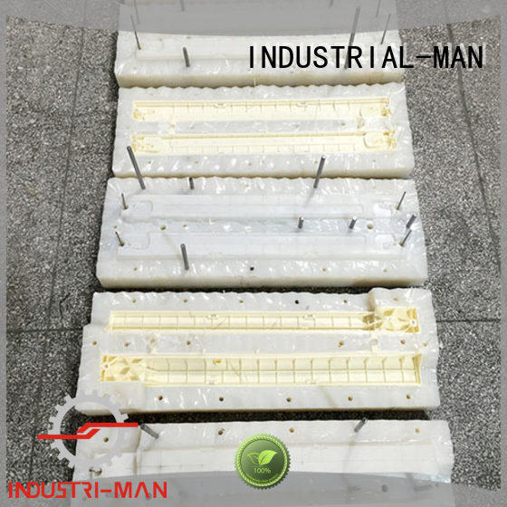 INDUSTRIAL-MAN silicone vacuum mould casting manufacturer for bumper