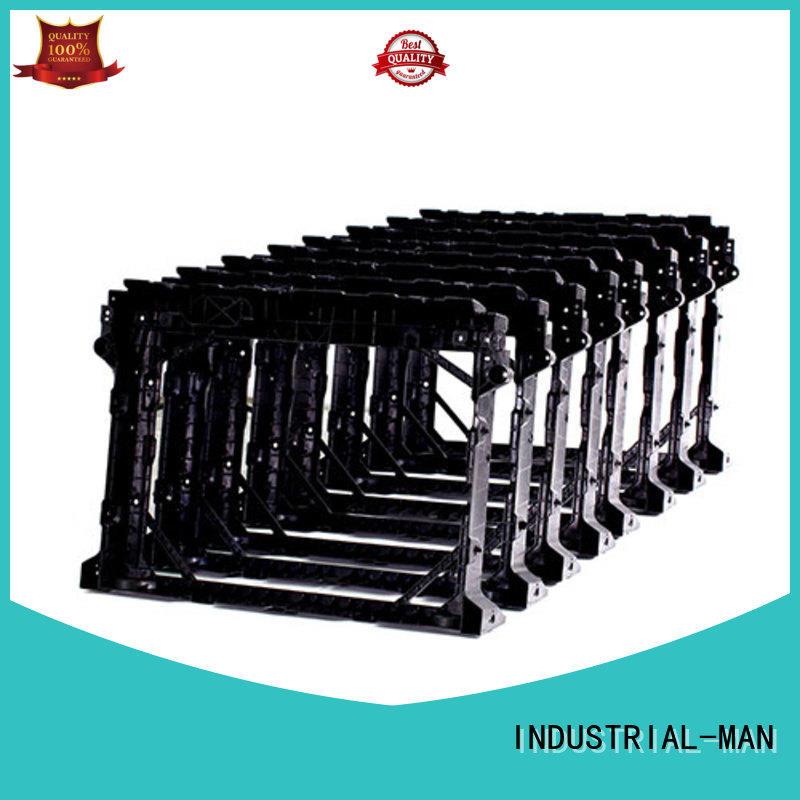 custom cnc plastic cutting inquire now for door INDUSTRIAL-MAN