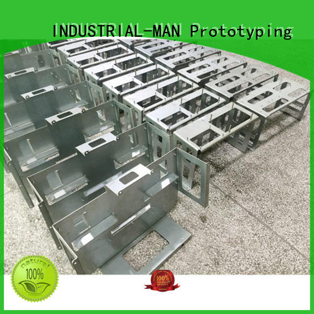 INDUSTRIAL-MAN factory price rapid machining services company