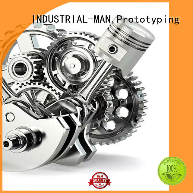 material 3D print by bulk for tooling INDUSTRIAL-MAN