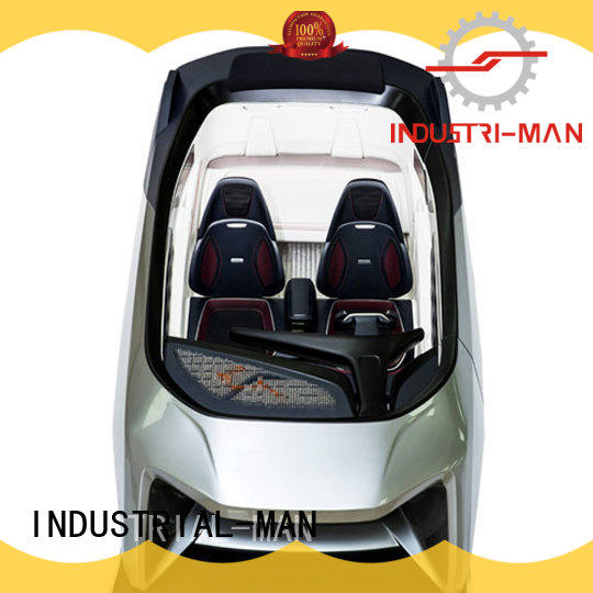 INDUSTRIAL-MAN home appliance CNC plastic prototype manufacturer for prototype