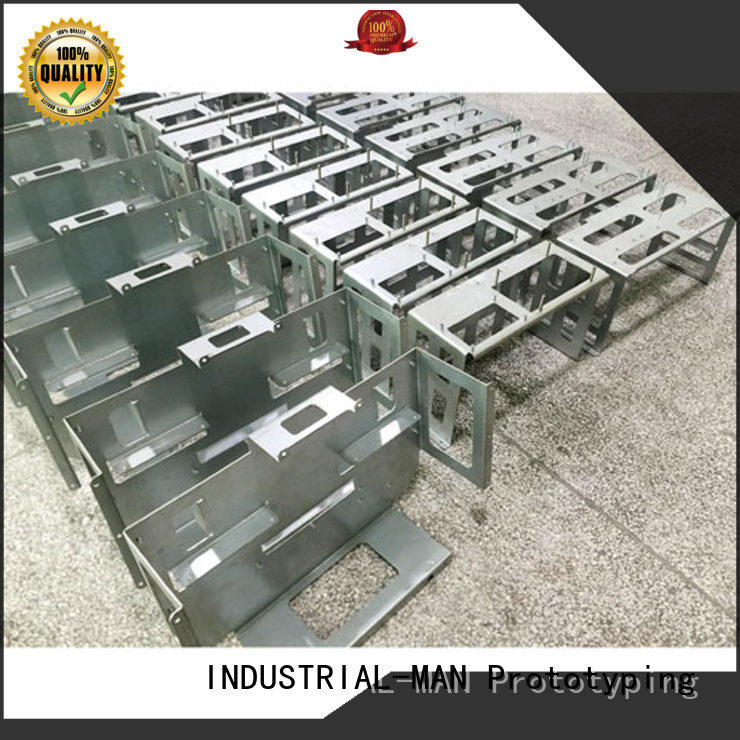 INDUSTRIAL-MAN rapid tooling rapid mold best quality for fast tooling