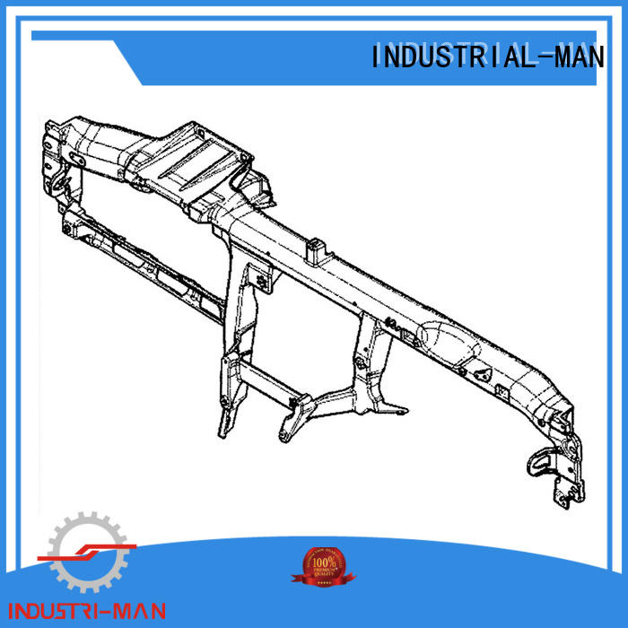 INDUSTRIAL-MAN tailored cnc rapid prototyping company