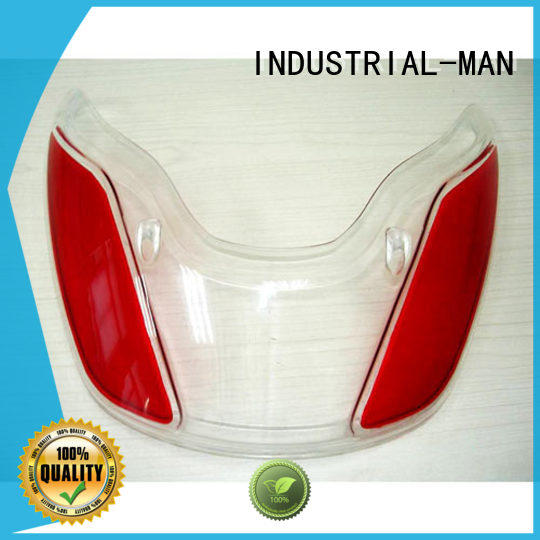 prototype best cnc auto abs INDUSTRIAL-MAN company