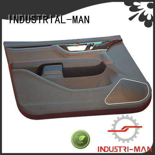 INDUSTRIAL-MAN popular plastic machining process material