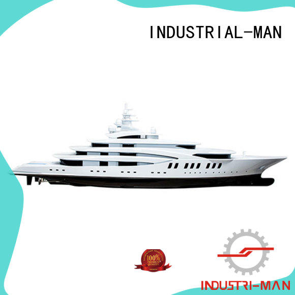 material 4 axis cnc manufacturer INDUSTRIAL-MAN