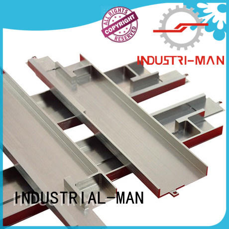 INDUSTRIAL-MAN bumper rapid prototyping software high-quality for dieing