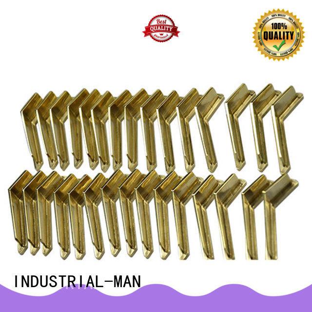 best quality rapid prototyping metal bulk production INDUSTRIAL-MAN