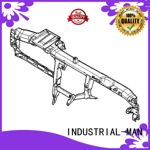 INDUSTRIAL-MAN plastic injection direct rapid tooling free sample for auto