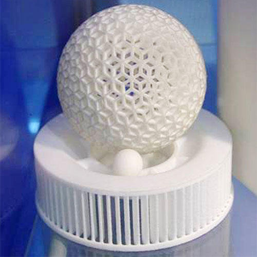 SLS print-3D print