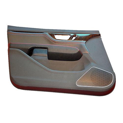 Plastic car door by CNC prototype