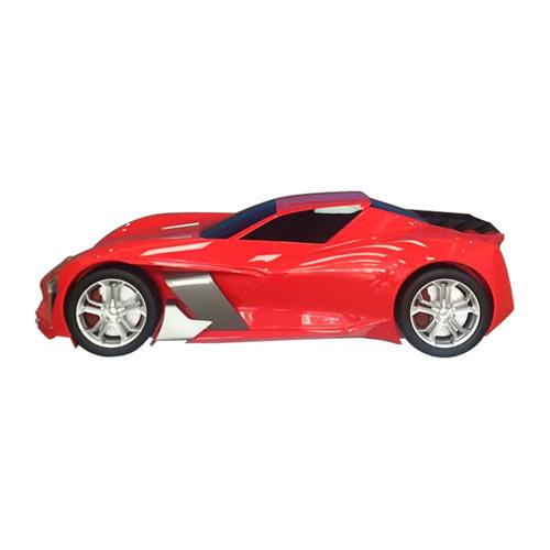 CNC Vehicle prototype on mini car models