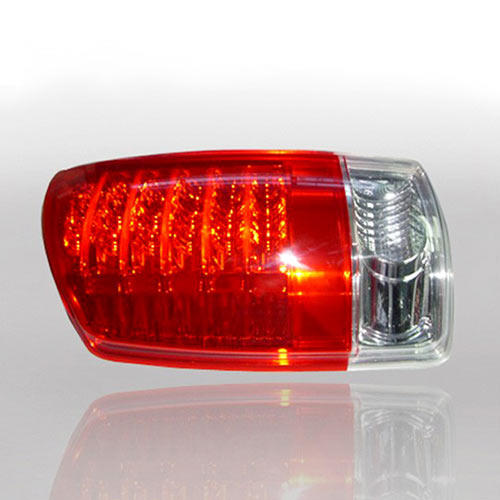 ABS+PMMA car lights by CNC prototype