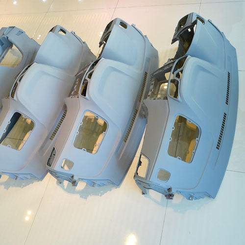 Car parts by vacum casting