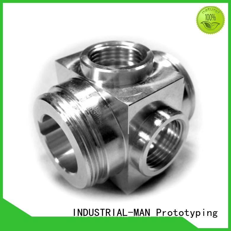 INDUSTRIAL-MAN cost-efficient metal machine shop manufacturers