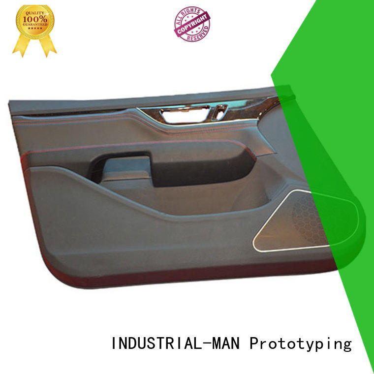 INDUSTRIAL-MAN clear 5 axis cnc inquire now for minicar