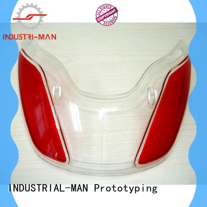custom prototype manufacturing companies made factory