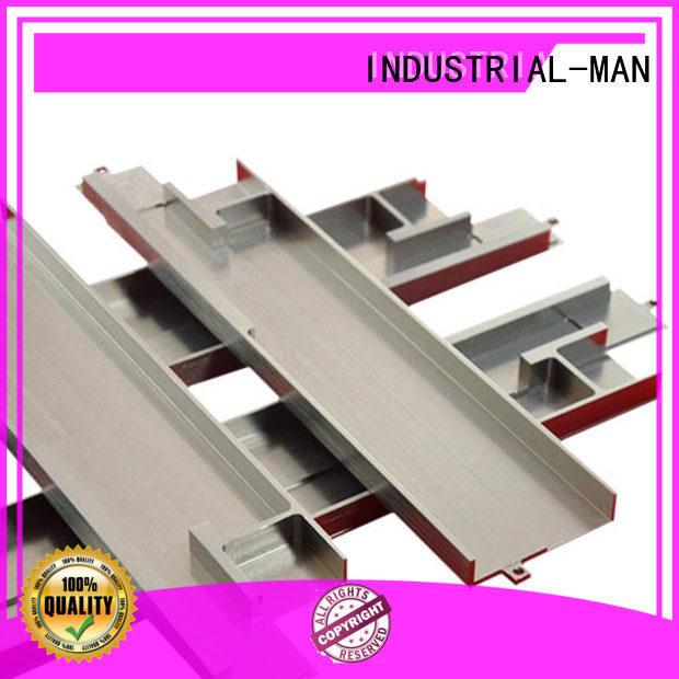 aluminum rapid mold metal for INDUSTRIAL-MAN company
