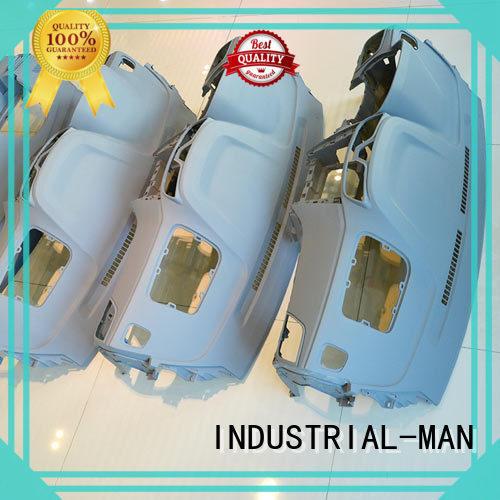 INDUSTRIAL-MAN reasonable price vacuum casting metal inquire now for bumper