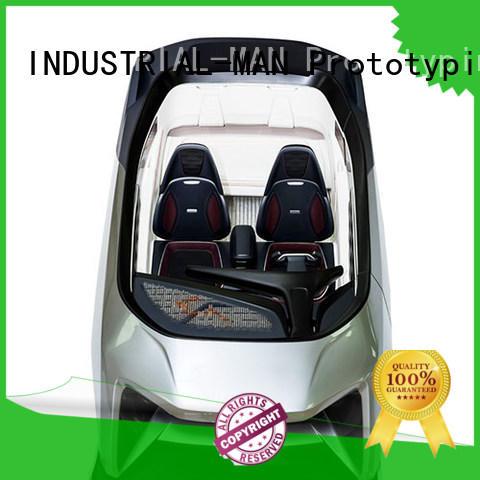 machined robot prototype cnc machining manufacturer for door INDUSTRIAL-MAN