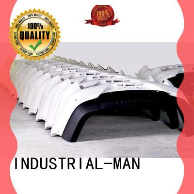 bumper 3d rapid prototyping free sample for stamping INDUSTRIAL-MAN