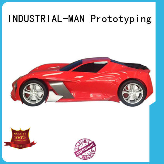 INDUSTRIAL-MAN at discount rapid tooling solutions factory