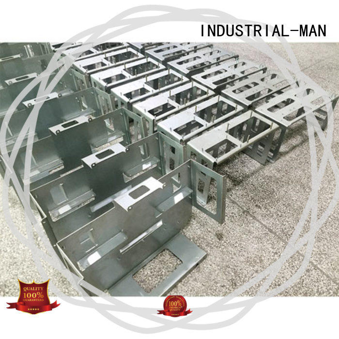 INDUSTRIAL-MAN plastic injection rapid manufacturing for parts