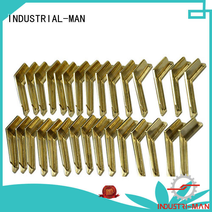 INDUSTRIAL-MAN metal milling service buy now
