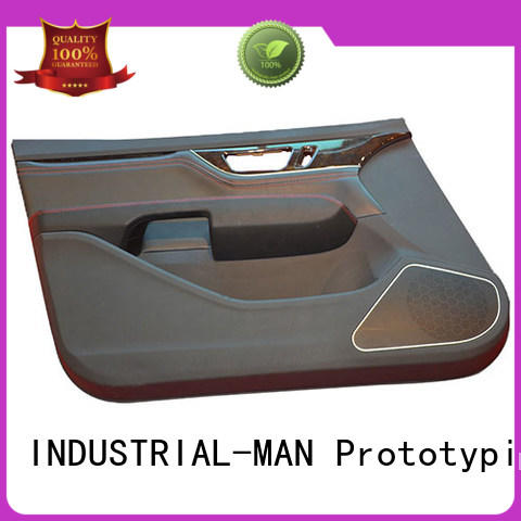 machined robot mini cnc for parts INDUSTRIAL-MAN