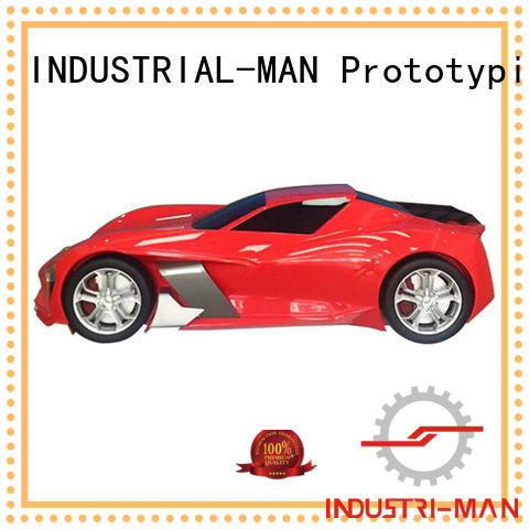 INDUSTRIAL-MAN customized cnc cars inquire now for vehicle