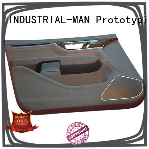 cnc plastic cutting service for abs INDUSTRIAL-MAN