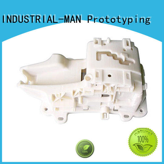 custom machined parts factory for tooling INDUSTRIAL-MAN