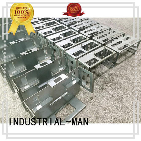 INDUSTRIAL-MAN rapid tooling rapid prototyping companies bumper for parts