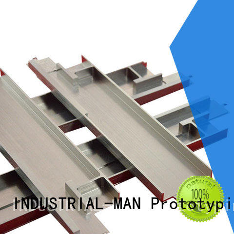 INDUSTRIAL-MAN factory price cnc rapid prototyping manufacturers
