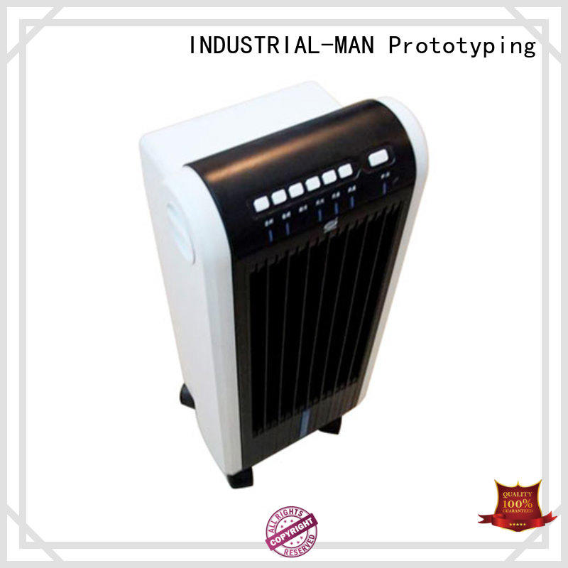 durable prototype machining for model INDUSTRIAL-MAN