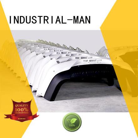 INDUSTRIAL-MAN bumper rapid mold factory price for bending