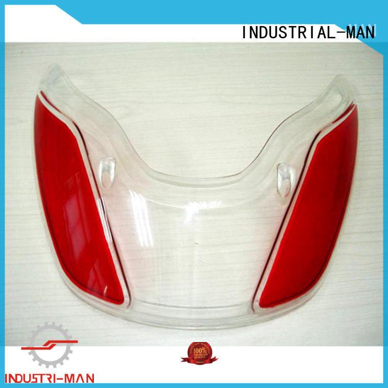 INDUSTRIAL-MAN clay cnc car parts factory