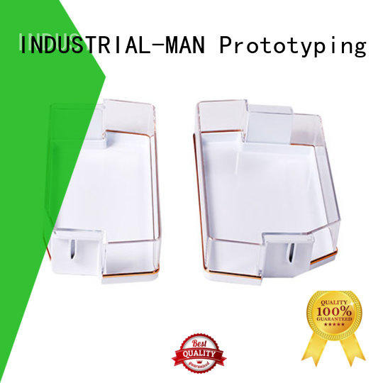 home appliance 5 axis cnc models for prototype INDUSTRIAL-MAN