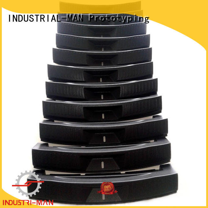 custom made rapid prototyping tools free sample for molding INDUSTRIAL-MAN