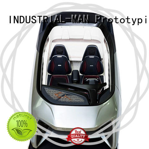 custom plastic parts models for parts INDUSTRIAL-MAN