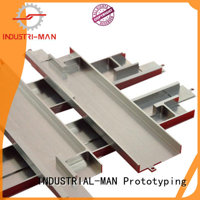 plastic injection rapid tooling injection molding high-quality for auto INDUSTRIAL-MAN