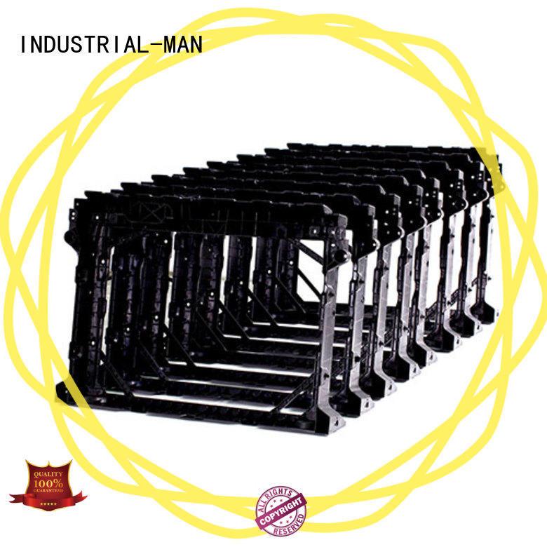 INDUSTRIAL-MAN popular custom plastic fabrication manufacturer