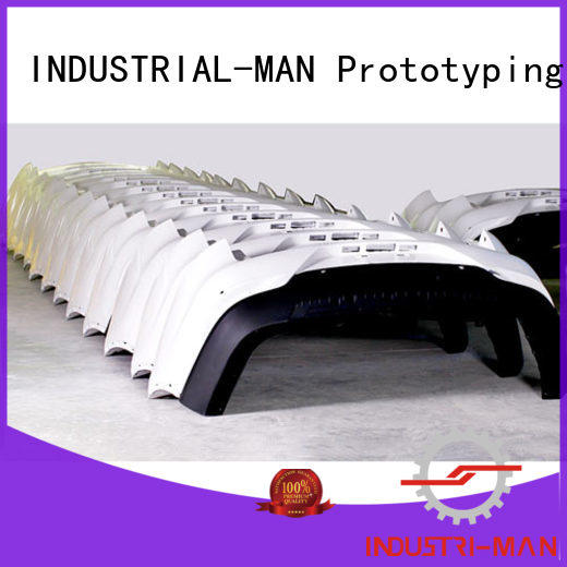 INDUSTRIAL-MAN customization rapid manufacturing company