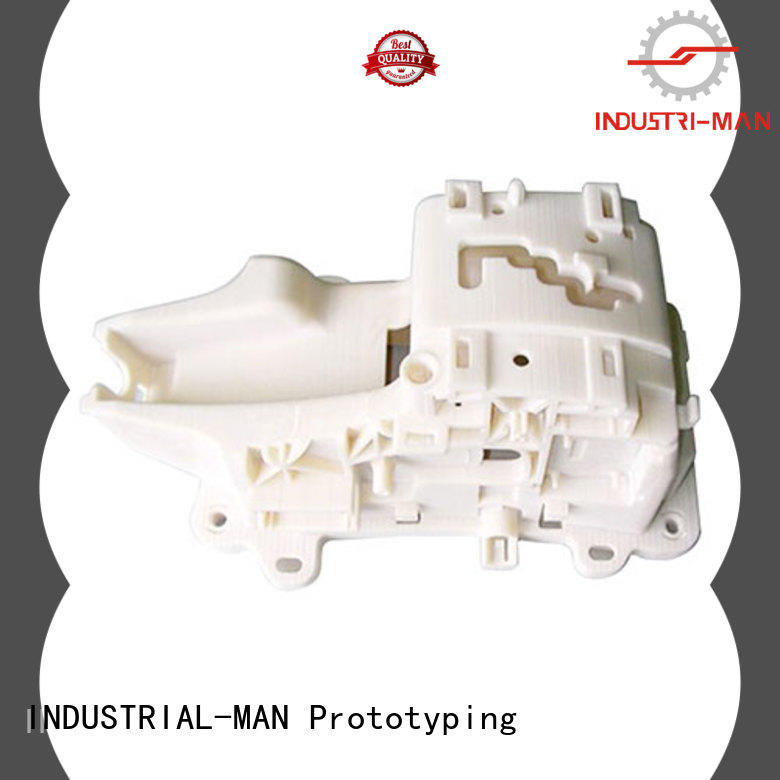 cnc 3d free sample for production INDUSTRIAL-MAN