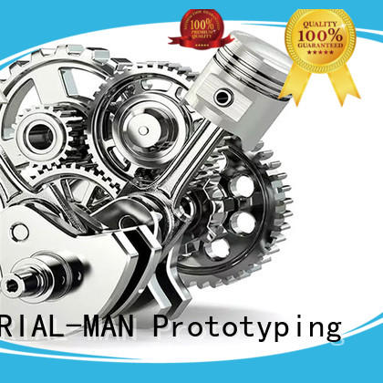 INDUSTRIAL-MAN Brand on 3D print price factory