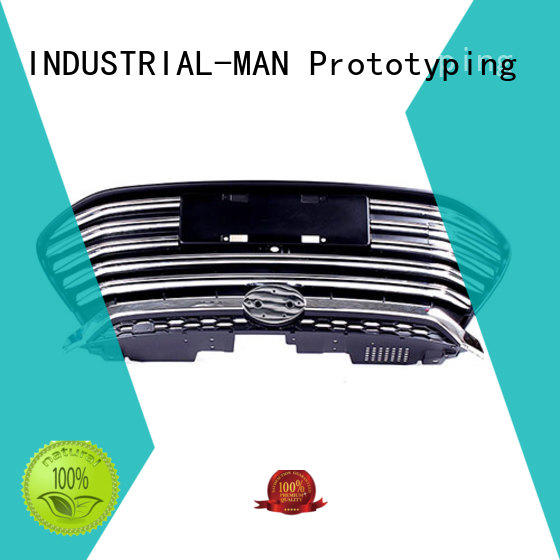 INDUSTRIAL-MAN grill cnc prototyping supplier for parts