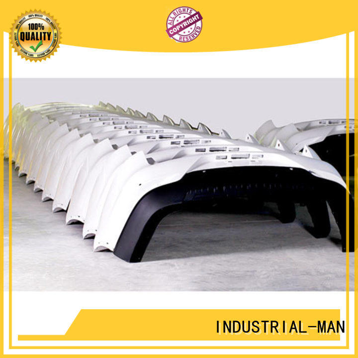 INDUSTRIAL-MAN customization rapid prototyping companies best quality for components