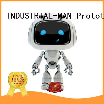popular cnc machining services manufacturer for door INDUSTRIAL-MAN