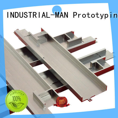 INDUSTRIAL-MAN rapid prototyping companies high-quality for plastics