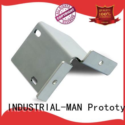 INDUSTRIAL-MAN tailored metal parts machining manufacturers